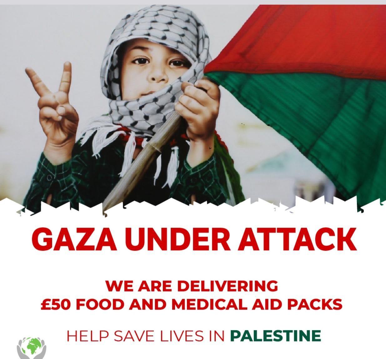 Palestine - Gaza Appeal 2021